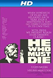 He Who Must Die (1957) Poster - Movie Forum, Cast, Reviews