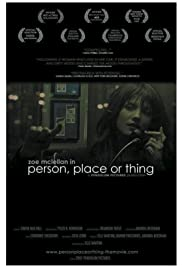 Person, Place or Thing Poster
