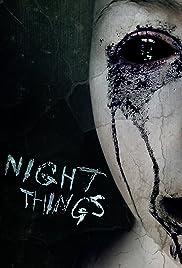 Night Things Poster