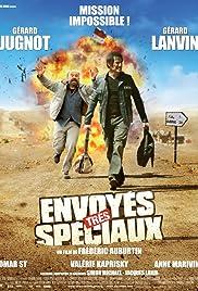Envoyés très spéciaux(2009) Poster - Movie Forum, Cast, Reviews