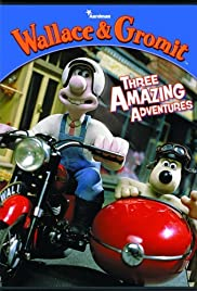 The Incredible Adventures of Wallace & Gromit Poster