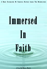 Immersed in Faith Poster