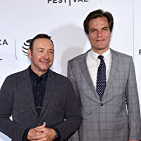 Kevin Spacey and Michael Shannon at an event for Elvis & Nixon (2016)