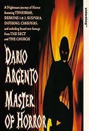 Dario Argento: Master of Horror Poster