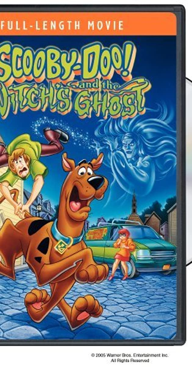 Scooby doo and the witch 39 s ghost video 1999 imdb - Scoobidou film ...