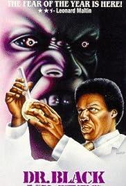 Dr. Black, Mr. Hyde Poster
