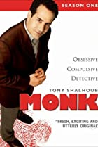 Mr. Monk and the Candidate: Part 1 (2002) Poster