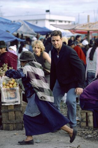 Russell Crowe and Meg Ryan star