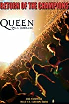 Image of Queen + Paul Rodgers: Return of the Champions