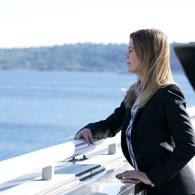 Ellen Pompeo in Grey's Anatomy (2005)