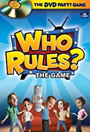 Who Rules? The Game Poster