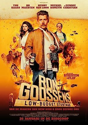 Ron Goossens, Low Budget Stuntman poster
