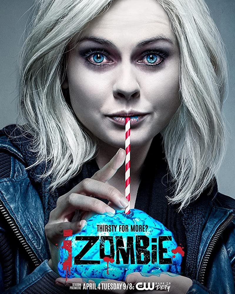 iZombie S03E04 – Wag the Tongue Slowly