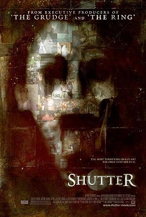 Poster Shutter - Sie sehen dich