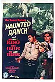 Haunted Ranch Poster