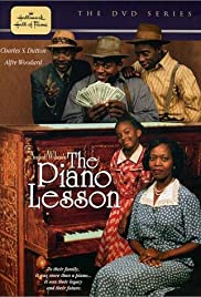 The Piano Lesson Poster