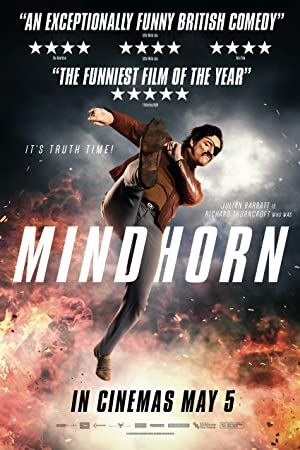 Mindhorn poster