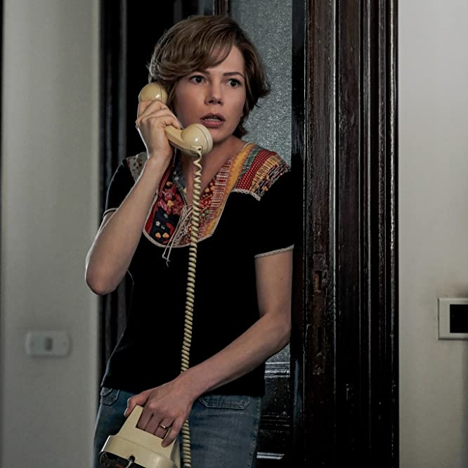 Michelle Williams in All the Money in the World (2017)