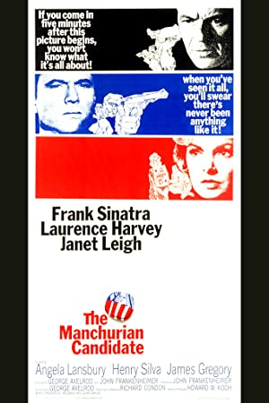 Watch The Manchurian Candidate 1962