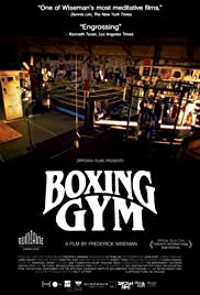 Boxing Gym (2010) Poster - Movie Forum, Cast, Reviews