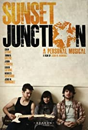 Sunset Junction, a Personal Musical Poster