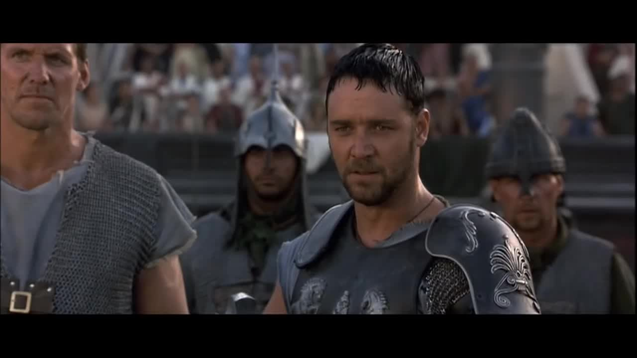 Movies Gladiator Movie Russell Crowe 1439x1403 Wallpaper: Official Trailer From Gladiator (2000