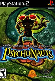 Psychonauts (2005) Poster - Movie Forum, Cast, Reviews