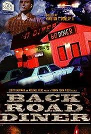 Backroad Diner Poster