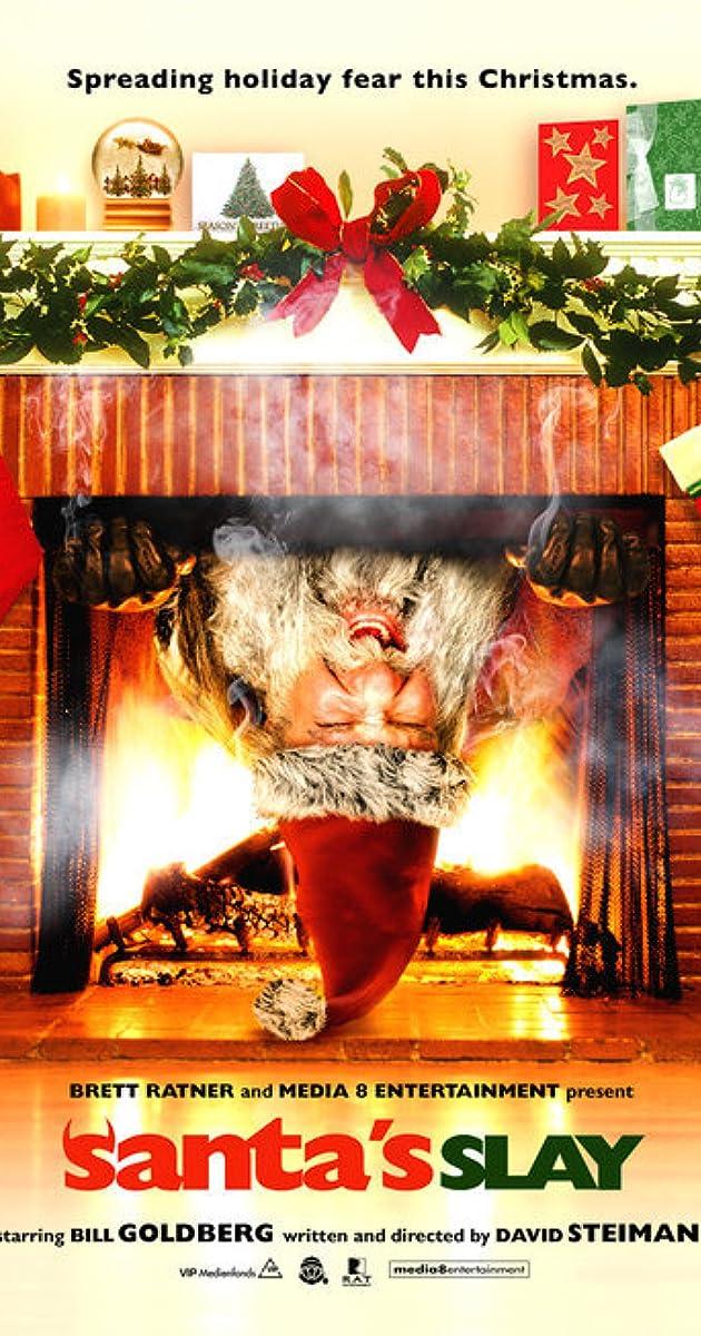 Santa žudikas / Sant'as Slay (2005) Online