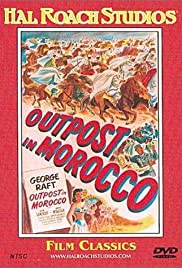 Outpost in Morocco (1949) Poster - Movie Forum, Cast, Reviews