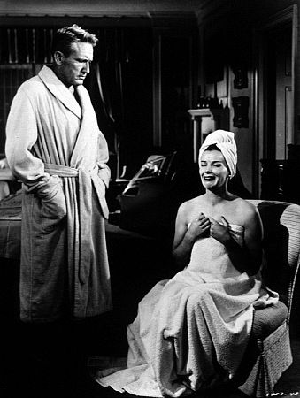 722-75 Katharine Hepburn and Spencer Tracy in