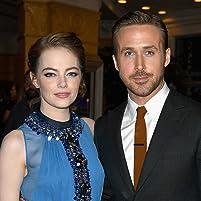 Ryan Gosling and Emma Stone at La La Land (2016)