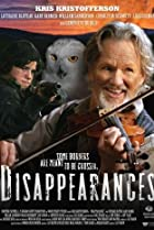 Image of Disappearances