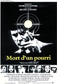 Mort d'un pourri (1977) Poster - Movie Forum, Cast, Reviews