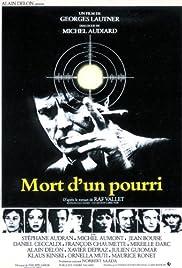 Mort d'un pourri(1977) Poster - Movie Forum, Cast, Reviews