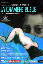 La chambre bleue (2014) Poster - Movie Forum, Cast, Reviews