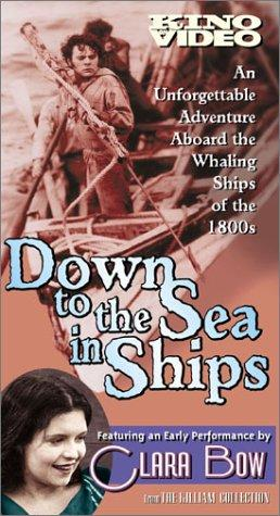 Down to the Sea in Ships (1922)