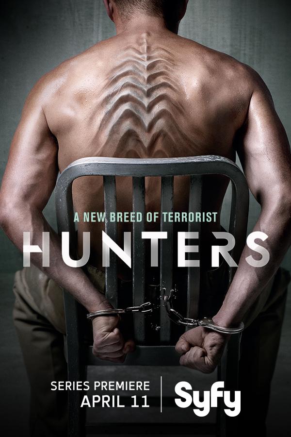 Medžiotojai / Hunters (2016) (1 sezonas)