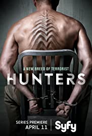 Hunters Poster - TV Show Forum, Cast, Reviews