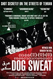 Dog Sweat Poster