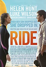 Ride (2014) Poster - Movie Forum, Cast, Reviews