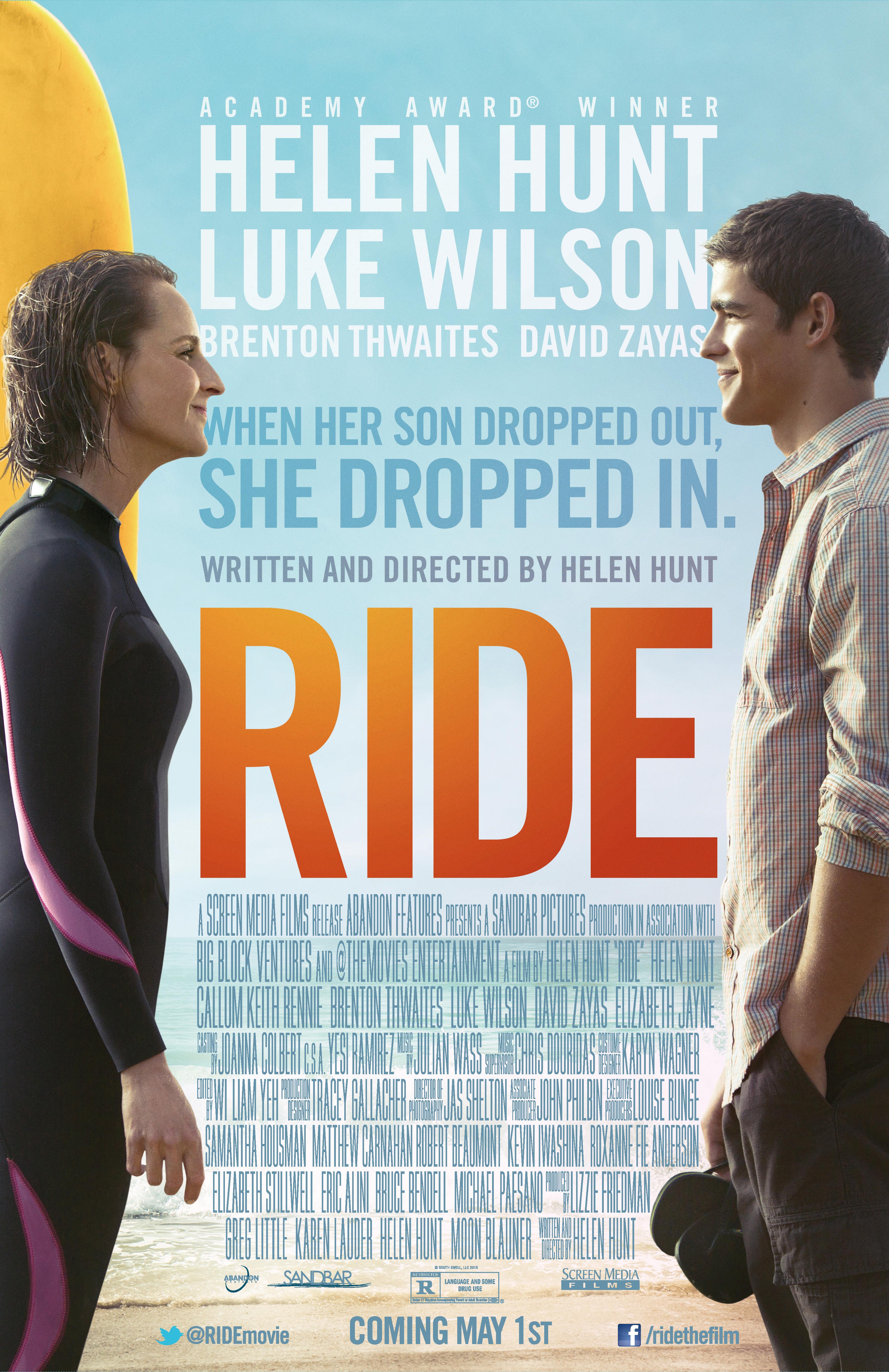image Ride (2014/I) Watch Full Movie Free Online