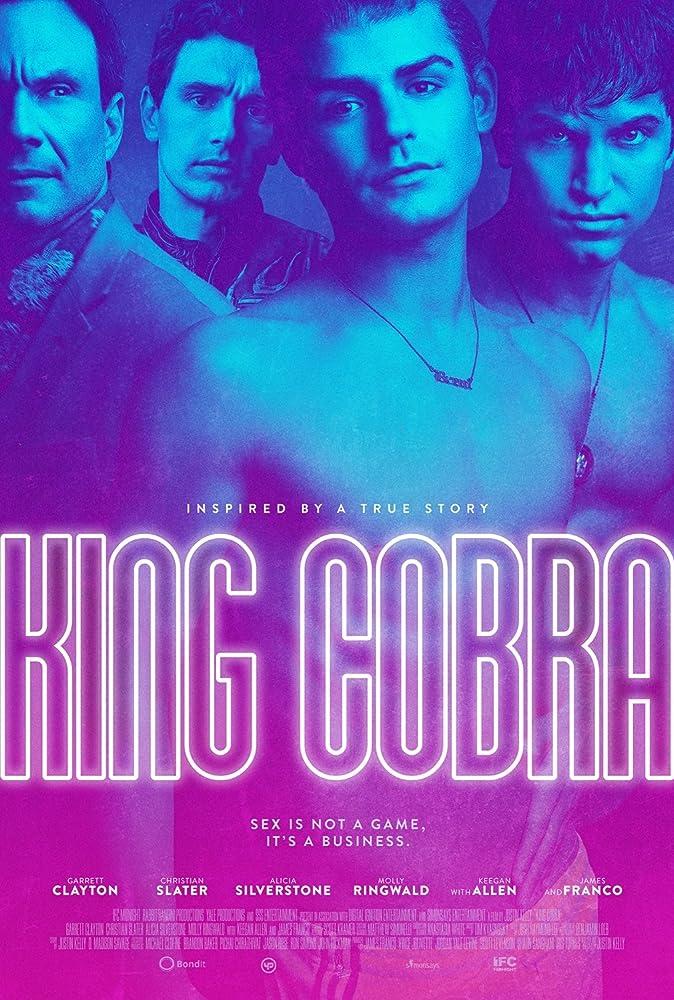 Ver King Cobra (2016) online GRATIS