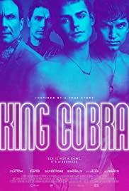 King Cobra (2016) Poster - Movie Forum, Cast, Reviews