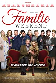 Familieweekend (2016) Poster - Movie Forum, Cast, Reviews