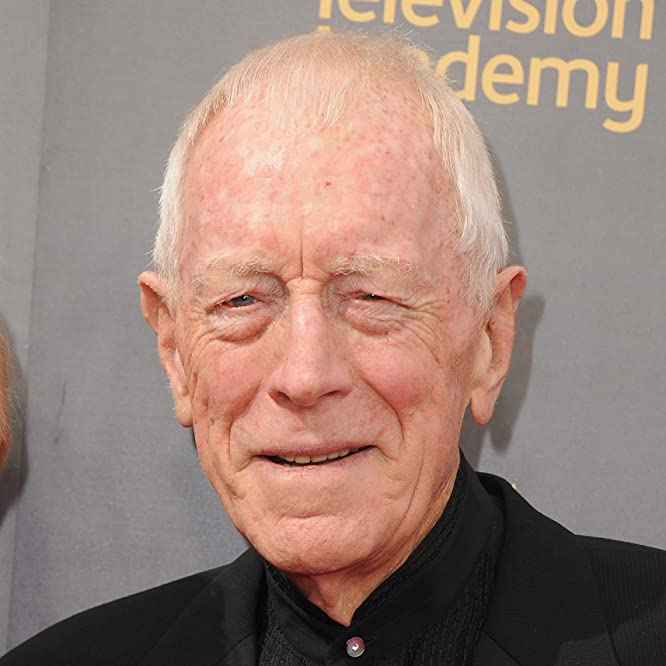 Max von Sydow at an event for The 68th Primetime Emmy Awards (2016)
