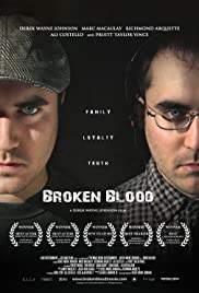 Broken Blood Poster