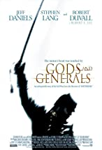 Primary image for Gods and Generals