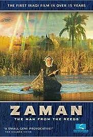 Zaman, l'homme des roseaux Poster