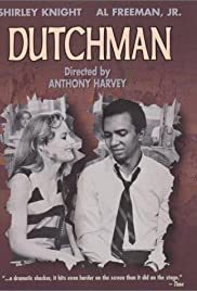 Dutchman (1966) Poster - Movie Forum, Cast, Reviews